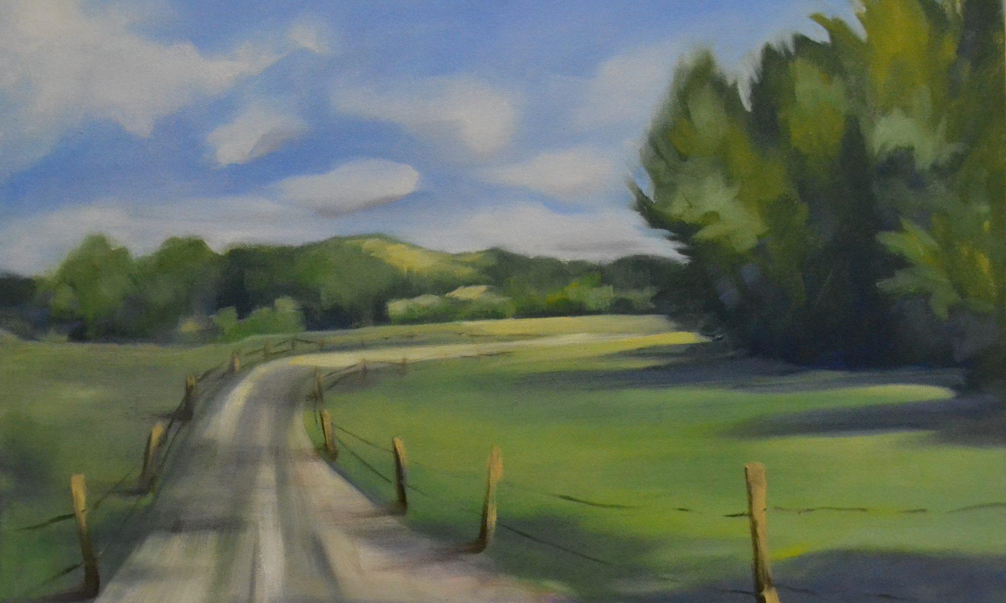 Melanie Stokes Art